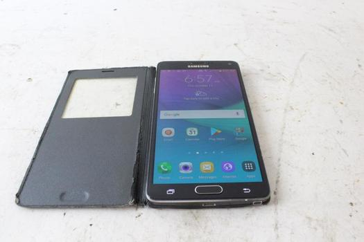 Samsung Galaxy Note 4, 32 GB, Unknown Carrier