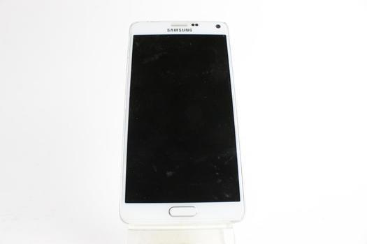 Samsung Galaxy Note 4, 32GB, AT&T
