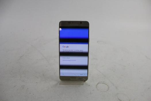 Samsung Galaxy Note 5, Google Account Locked, Sold For Parts