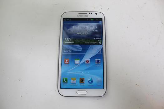 Samsung Galaxy Note II, 16GB, Sprint