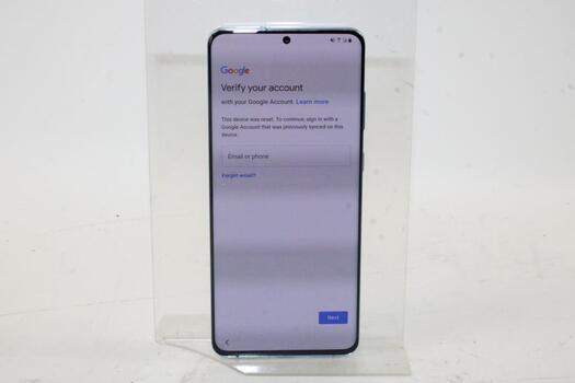 Samsung Galaxy S20+ 5G, 128GB, Verizon, Google Account Locked, Sold For Parts