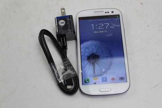 Samsung Galaxy S3, 16GB, Verizon