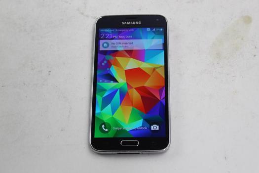 Samsung Galaxy S5, 16GB, T-Mobile