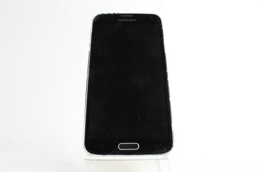 Samsung Galaxy S5, Google Account Locked, Sold For Parts