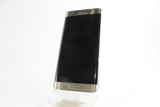 Samsung Galaxy S6 Edge Plus, Google Account Locked, Sold For Parts