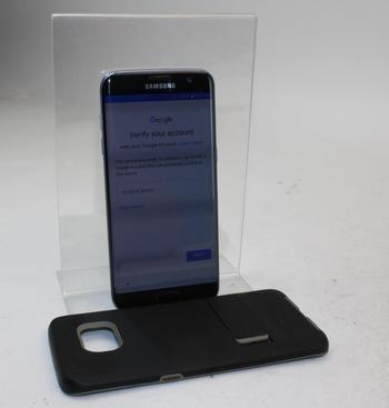 Samsung Galaxy S7 Edge, 32GB, Verizon, Google Account Locked, Sold For Parts