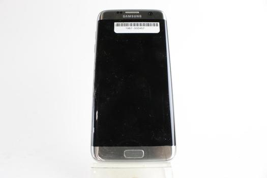 Samsung Galaxy S7 Edge , Google Account Locked, Sold For Parts