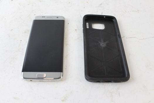 Samsung Galaxy S7 Edge, Google Account Locked, Sold For Parts