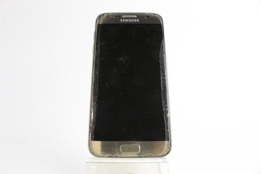 Samsung Galaxy S7 , Google Account Locked, Sold For Parts