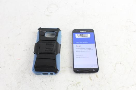 Samsung Galaxy S7, Google Account Locked, Sold For Parts