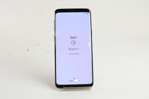 Samsung Galaxy S9, Google Account Locked, Sold For Parts