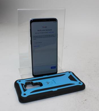 Samsung Galaxy S9 Plus, 64GB, T-Mobile, Google Account Locked, Sold For Parts