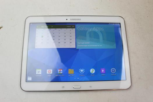 Samsung Galaxy Tab 4 10.1, 16GB, Wi-Fi Only