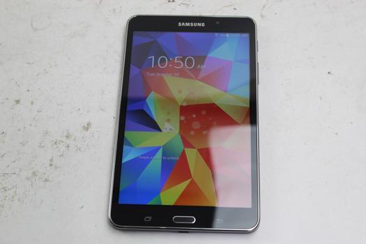 Samsung Galaxy Tab 4, 8GB, Wi-Fi Only