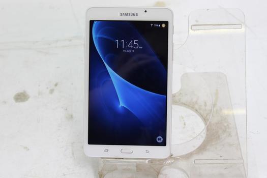 Samsung Galaxy Tab A 7.0, 8GB, Wi-Fi Only