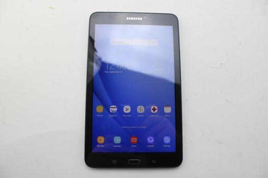 Samsung Galaxy Tab E 8.0, 16GB, T-Mobile