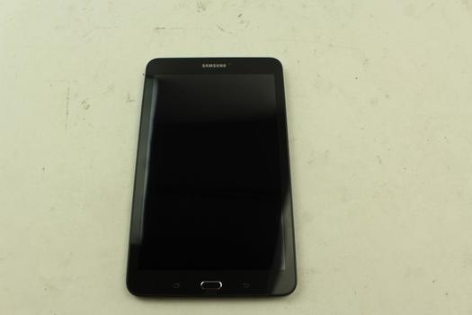 Samsung Galaxy Tab E 8.0, 16GB, Verizon, Google Locked, Sold For Parts