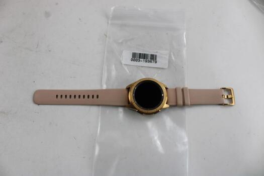 Samsung Galaxy Watch, 4GB, Unknown Carrier (Model SM-R815U)