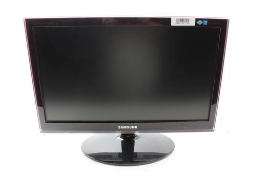 """Samsung SyncMaster P2050 20"""" LCD Monitor"""