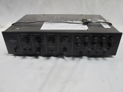 Sansui Electric Co. Ax-7 Audio Mixer