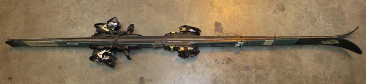 Santa Cruz Radius N Skis; Size 180cm