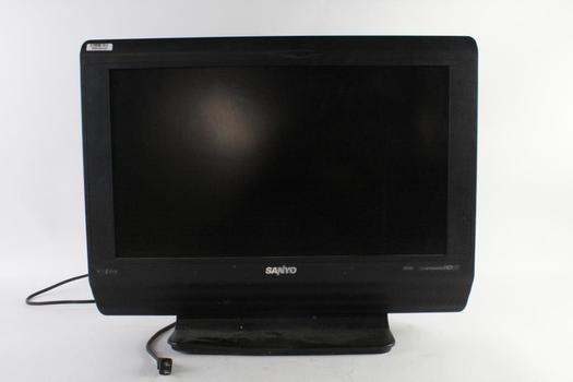 """Sanyo 26"""" LCD TV"""