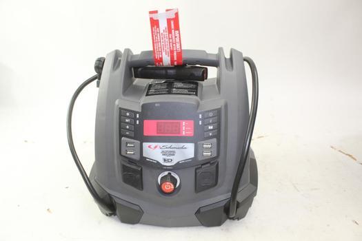 Schumacher Portable Power Station