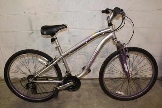 Schwinn Atlas Mountain Bike