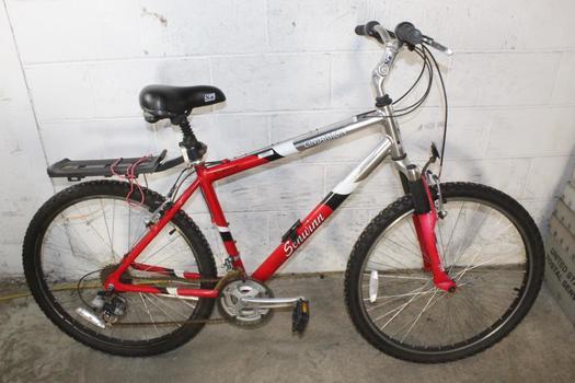 Schwinn Cimarron Hybrid Bike