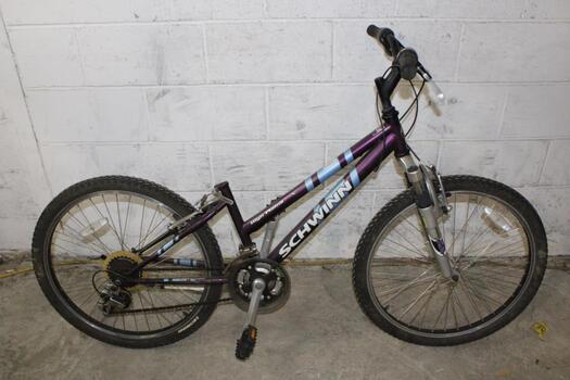 Schwinn High Plains 2.4 FS Mountain Bike