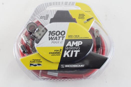 Scosche Amp Wiring Kit