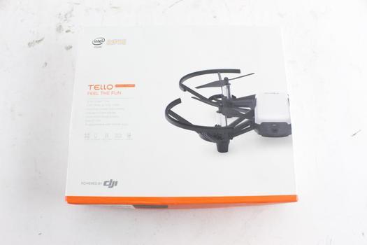 Scratch Tello Boost Combo Quadcopter
