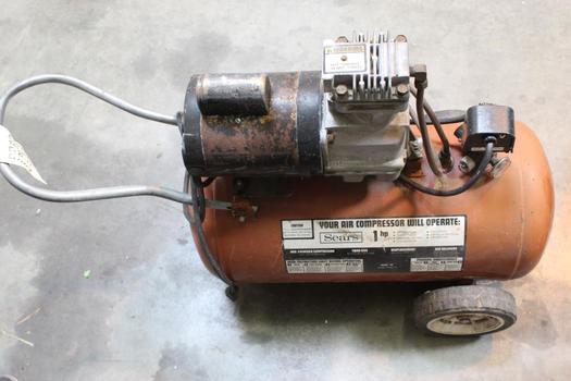 Sears Air Compressor