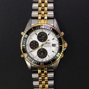 Seiko Chronograph Sport Watch