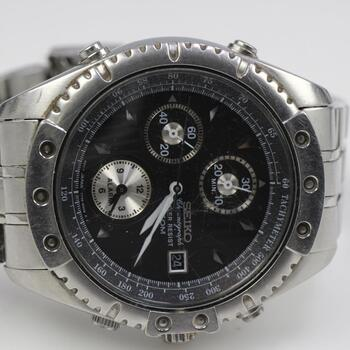 Seiko Chronograph Watch