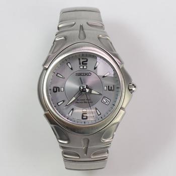 Seiko Kinetic Auto Relay Watch