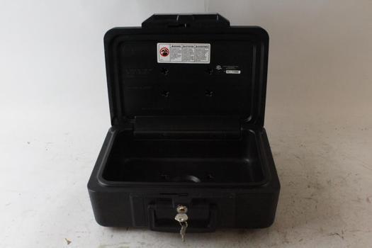 Sentry Safe Lock Box With Key