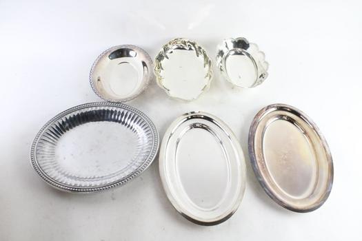 Serving Platters, 5+ Pieces
