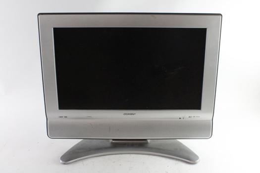 """Sharp 26"""" LCD TV With Built-In DVD Player"""