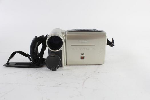 Sharp 8MM Viewcam Camcorder