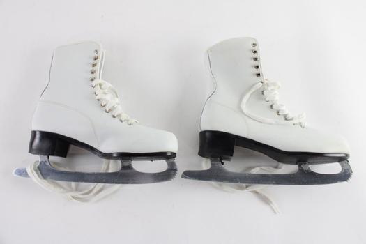 Sherbrooke Womens Figure Skates, Size 8