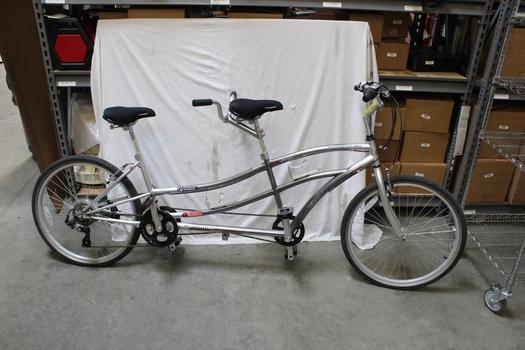 Shimano Dual Drive Bike