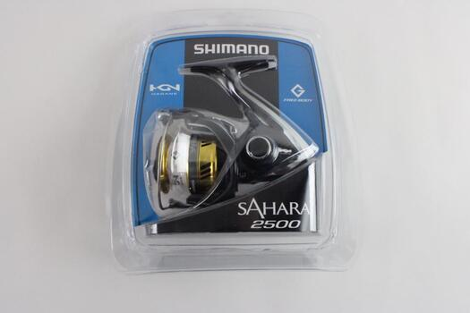 Shimano Sahara Fishing Reel