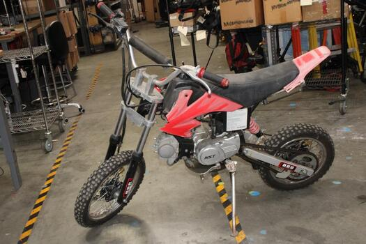 Shineray 125cc Pitbike