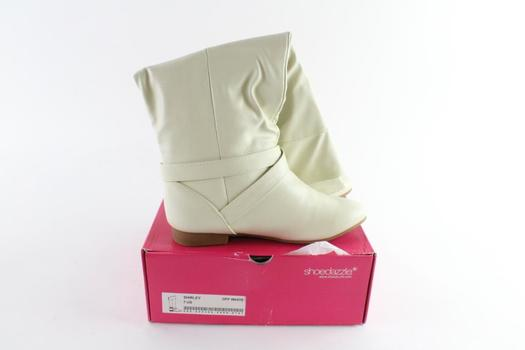 Shoedazzle Shirly Womens Boots, Size 7