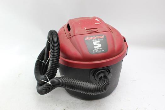 Shopvac Wet/ Dry Vacuum