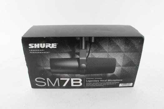 Shure Legendary Vocal Microphone