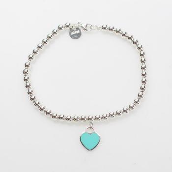 Silver Tiffany & Co 5.7g Bracelet