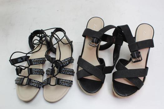 Simply Vera Vera Wang Women's Shoes, 2 Pairs