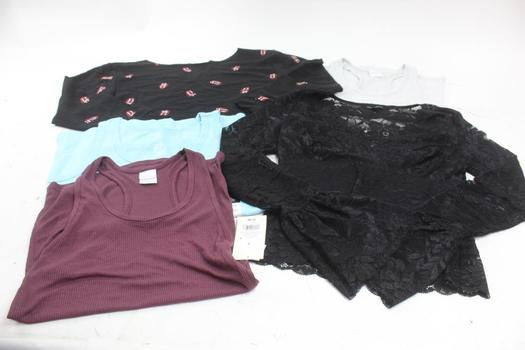 Size Small Tank Tops And More Tops: Guess, Stars Above, St. John Bay: 5 Items